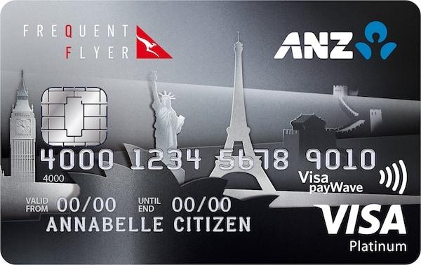 ANZ Frequent Flyer Platinum Card