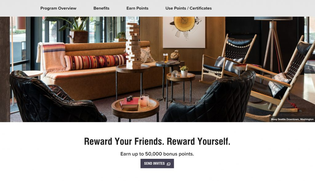 Marriott Reward a Friend Bonus Points  - Point Hacks